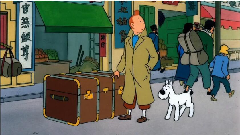墨菲定律的内容_《丁丁历险记/Les Aventures de Tintin法国原版》动画13集全(法语发音 ...